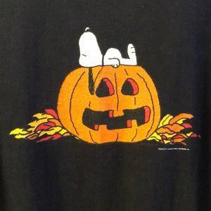 Peanuts Tops - Snoopy Halloween 🎃 T-Shirt